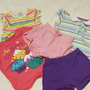 Other - 18month shirts and shorts